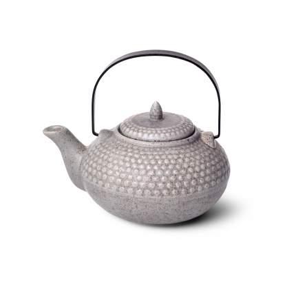 Заварочный чайник Fissman 9349 Серый