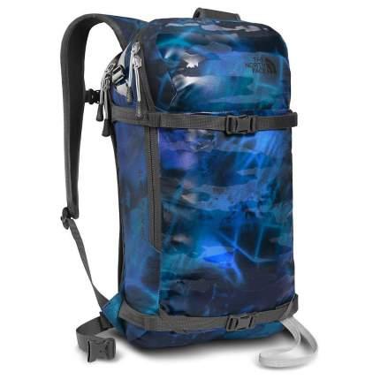 Рюкзак для лыж и сноуборда The North Face Slackpack, shady blue, 20 л