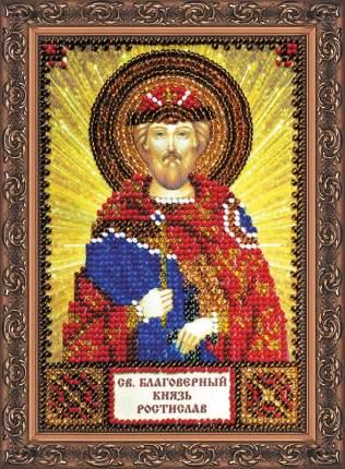Вышивка бисером Абрис Арт AAM-138 Св.Ростислав 10х15 см
