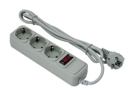 Сетевой фильтр Exegate SP-3-3 Серый