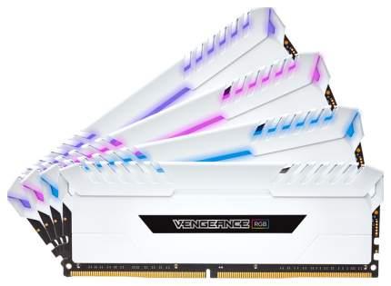 Оперативная память Corsair VENGEANCE RGB CMR32GX4M4C3200C16W