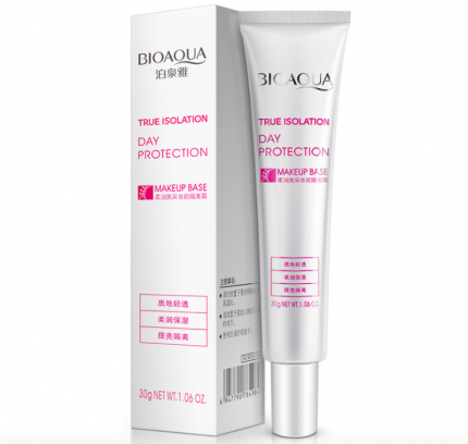 База под макияж BioAqua Day Protection, 30 гр