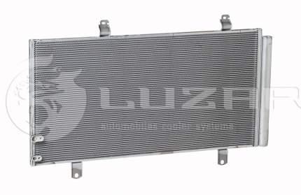 Радиатор кондиционера Luzar LRAC1910