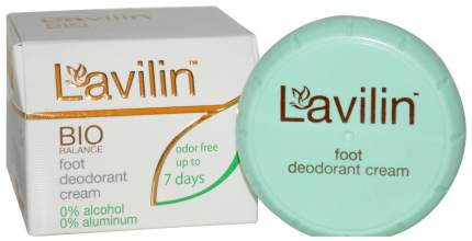 Крем-дезодорант для ног Lavilin Foot