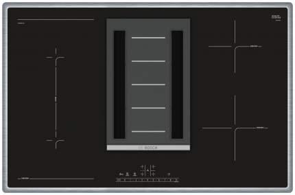 Встраиваемая варочная панель индукционная Bosch PVS 845 F 11 E Black