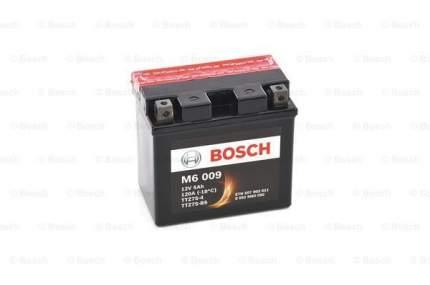 Батарея аккумуляторная BOSCH 0 092 M60 090 5 Ач