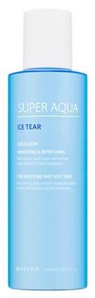 Эмульсия для лица Missha Super Aqua Ice Tear Emulsion 150 мл