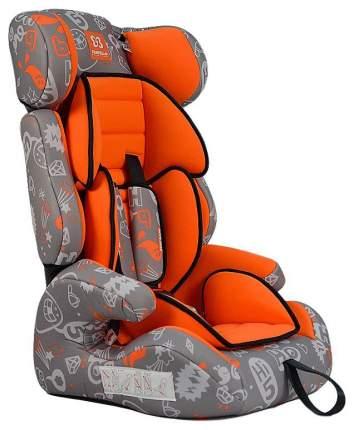 Автокресло детское Farfello GE-E Orange+Colorful