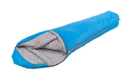 Спальный мешок Trek Planet Dakar голубой, правый