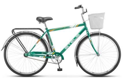 """Велосипед Stels Navigator 300 Gent 28 Z010 2018 20"""" зеленый"""