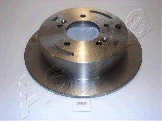 Тормозной диск Ashika 61-0H-003