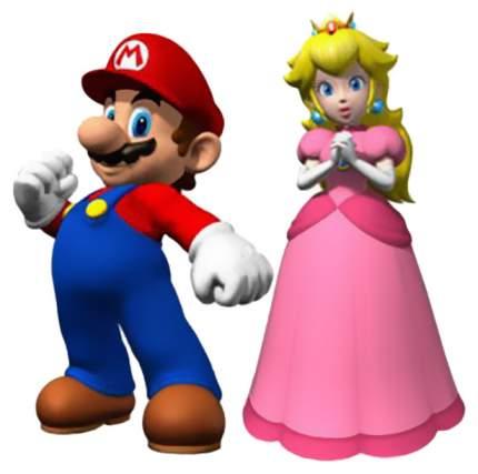 "Набор фигурок ""Super Mario"" 14 см, 2 шт"
