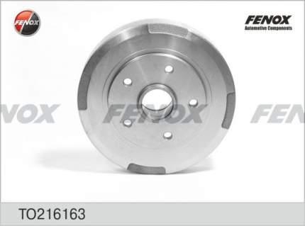 Барабан тормозной FENOX TO216163