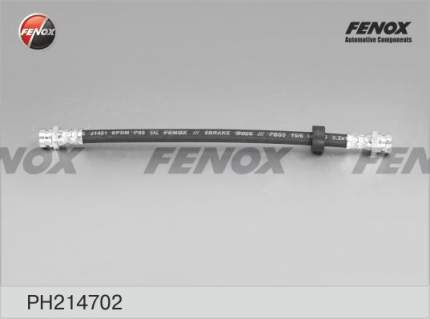 Шланг тормозной FENOX PH214702