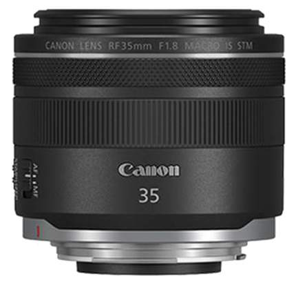 Объектив Canon RF 35mm f/1,8 MACRO IS STM