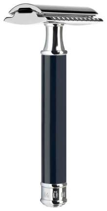 Т-образная бритва Muehle Traditional Т-образный Черный closed comb