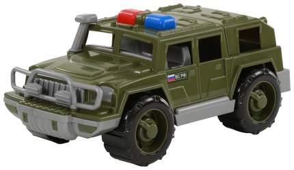 Автомобиль-джип Полесье военный патрульный Защитник