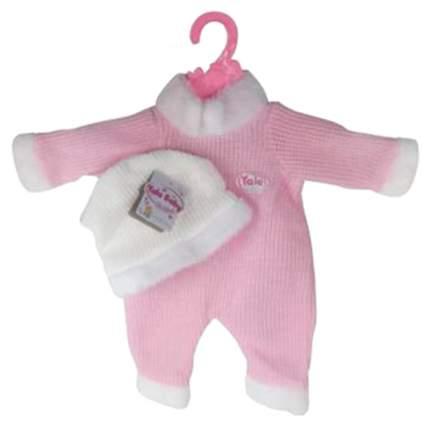 Набор одежды для кукол Junfa toys BLC40 комбинезон и шапочка