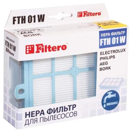 Фильтр для пылесоса Filtero FTH 01 W