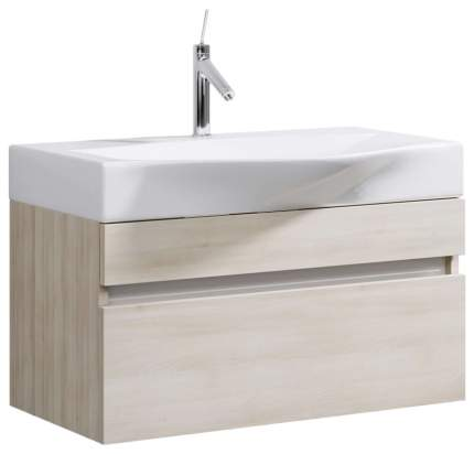 Тумба для ванной Aqwella Ber,01,10/A без раковины