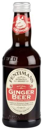 Напиток газированный Fentimans ginger beer со вкусом имбиря 275 мл