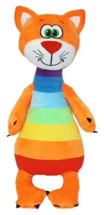 Мягкая игрушка СмолТойс Радужный котенок, 47 см