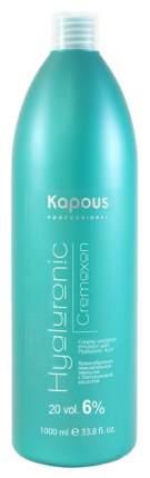 Проявитель Kapous Professional Hyaluronic Cremoxon 6% 1000 мл