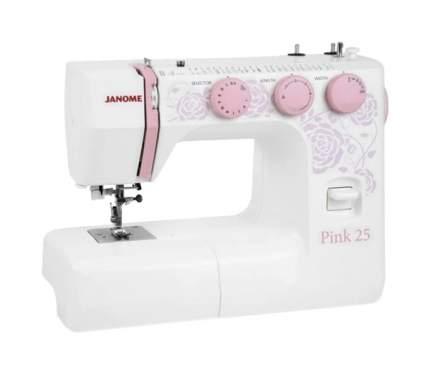 Швейная машина Janome Pink 25