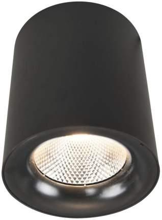 Накладной светодиодный светильник Arte Lamp Facile A5118PL-1BK