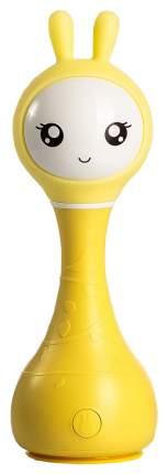 Интерактивная развивающая игрушка Alilo Умный зайка R1 желтый