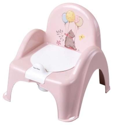 Горшок-стульчик детский Tega Baby Лесная сказка розовый