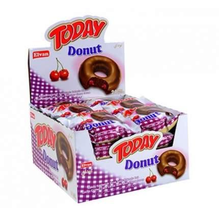 Пончики Today donut вишня