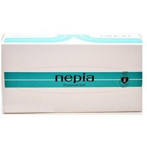 Салфетки в коробке Nepia premium soft 180 штук