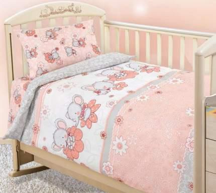 Детское постельное белье Текс-Дизайн Слоники