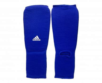 Защита голени и стопы Adidas Shin and Step Pad синяя S