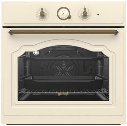 Встраиваемый электрический духовой шкаф Gorenje BO7530CLI Beige