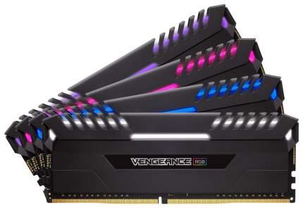 Оперативная память Corsair VENGEANCE RGB CMR32GX4M4C3000C15