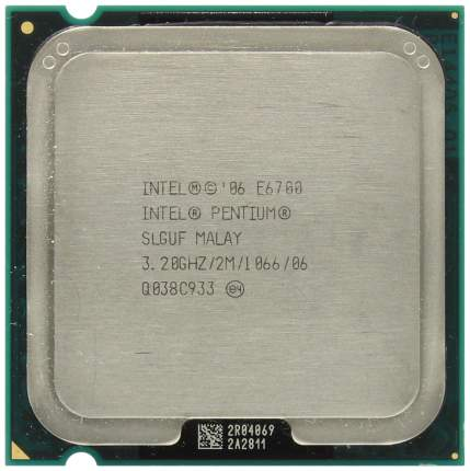 Процессор Intel Pentium E6700 OEM