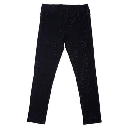 Брюки текстильные джинсовые для девочек(146) , 364122 серый EAN 4690244730564