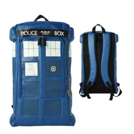 Рюкзак детский Hot Topic Doctor Who Tardis