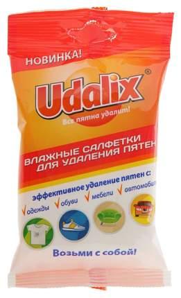 Влажные салфетки Udalix для удаления пятен