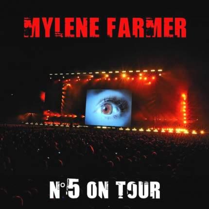 Mylene Farmer №5 On Tour (RU)(2CD)
