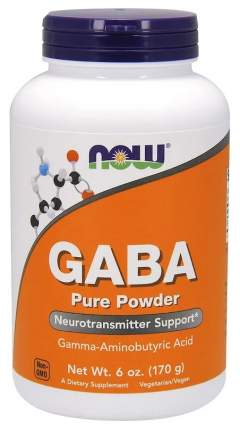 Добавка GABA Now Gaba 100% Pure 170 г