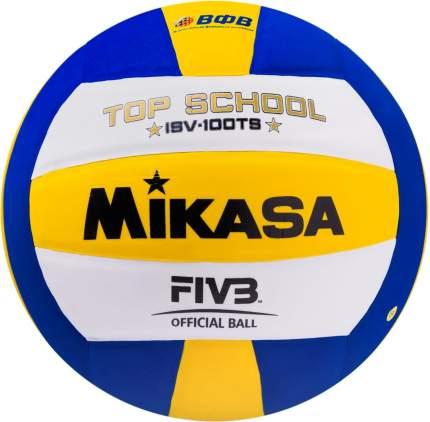 Волейбольный мяч Mikasa ISV 100TS №5 blue/white/yellow