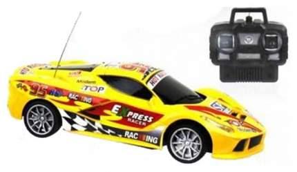 Радиоуправляемая машинка 1 Toy Спортавто Т13846 Желтый