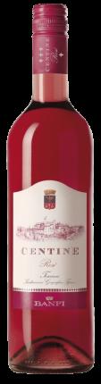 Вино Centine Rose, Castello Banfi, 2016 г.