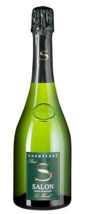 """Шампанское Brut Blanc de Blancs Le Mesnil """"S"""", Salon, 2006 г."""