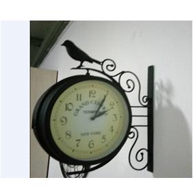Часы Репка садовые двусторонние 2018002-20