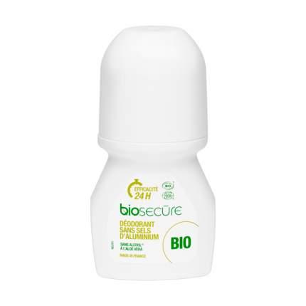 Дезодорант BioSecure шариковый, 50 мл