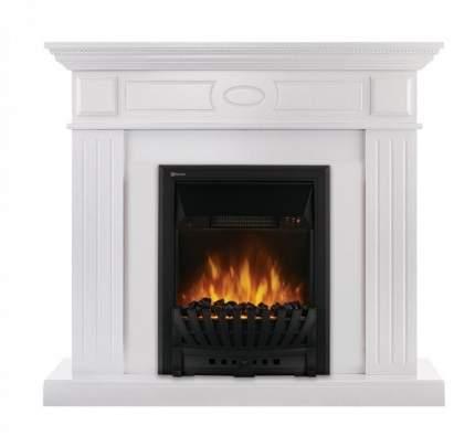 Деревянный портал для камина Electrolux Bianco Classic Белый